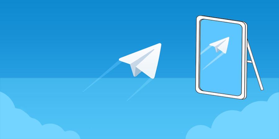 приложение телеграм